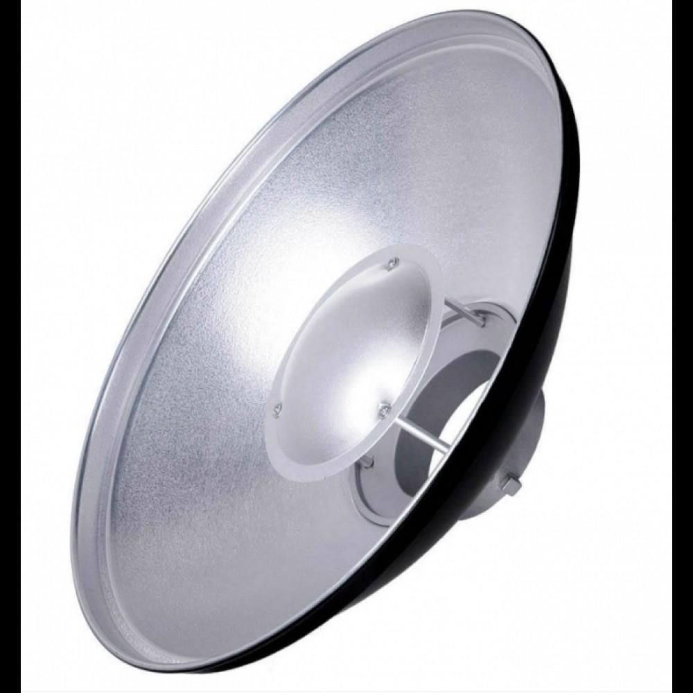 Godox Beauty Dish 55cm Montura Bowens