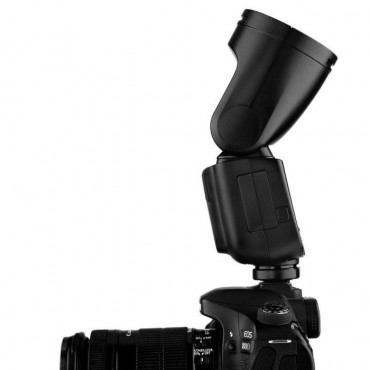 Godox Flash V1C TTL Para Canon - A Bate