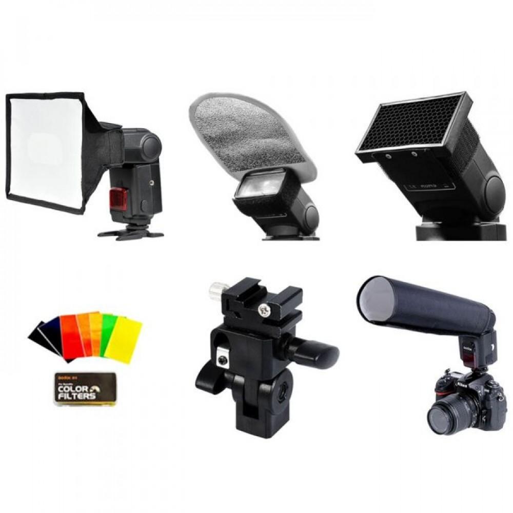 Godox Kit de Accesorios para flashes