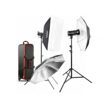 Godox Kit de Estudio 2 x SK300II