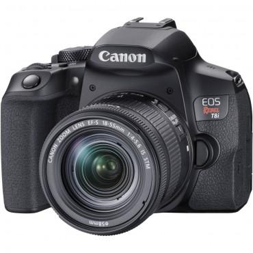 Camara Canon EOS  T8i kit 19-55 IS STM