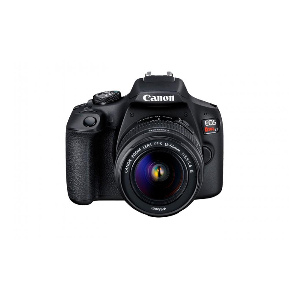 Camara Canon EOS  T7 Premium Kit
