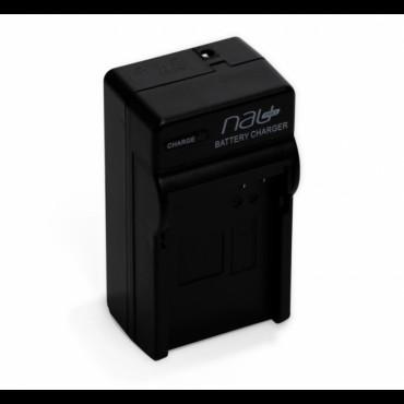 Naupro Cargador para Sony NP-F550 / 570 / 750 / 770