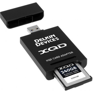 Delkin Devices Lector XQD 3.1