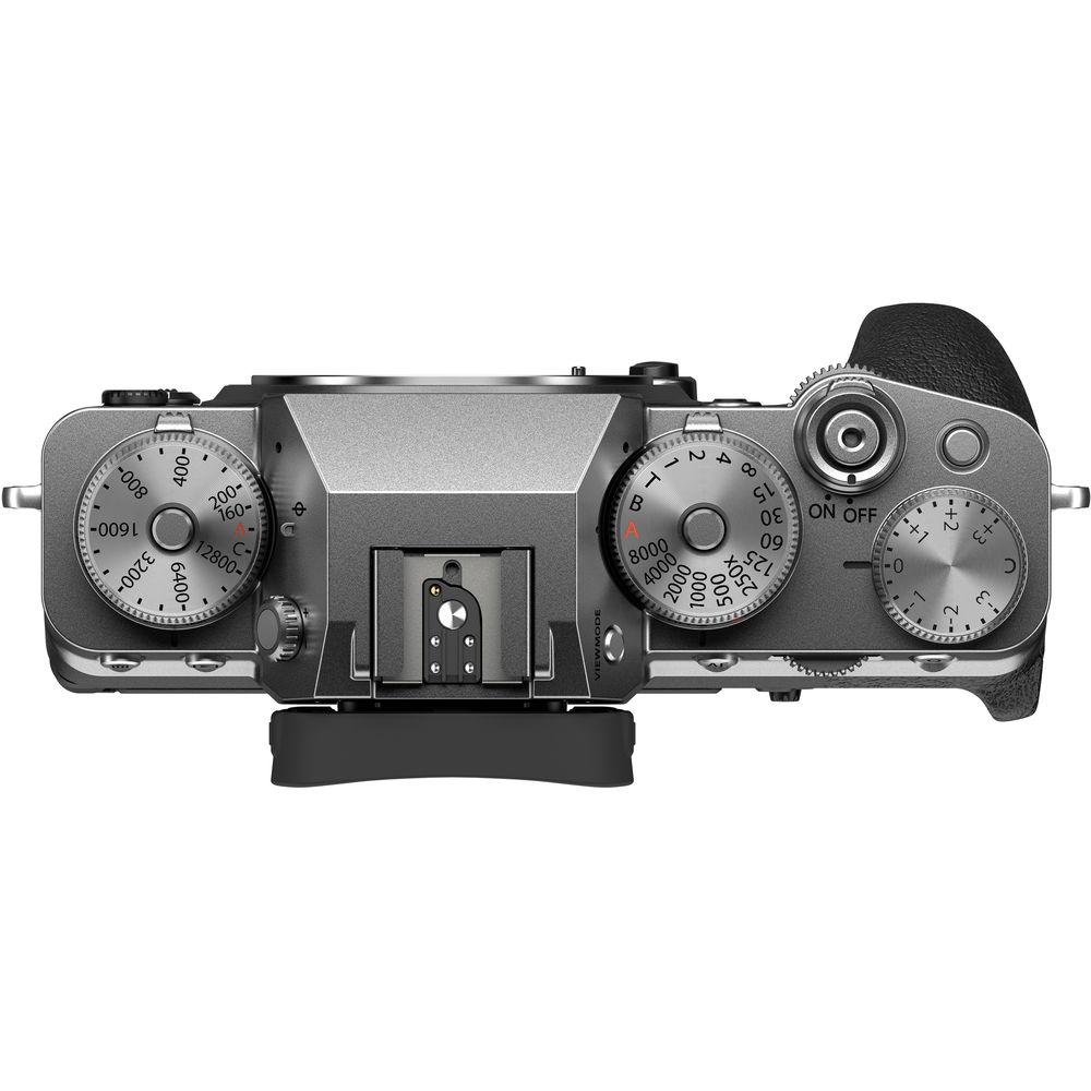 Fujifilm X-T4 Silver Solo Cuerpo