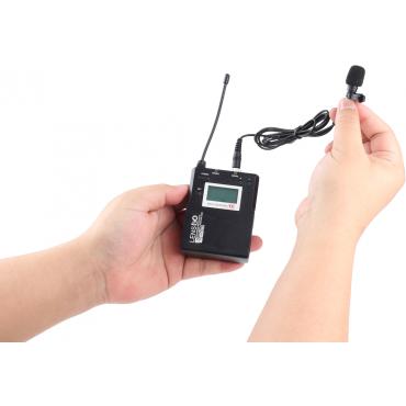 LensGo Microfono 338C Doble