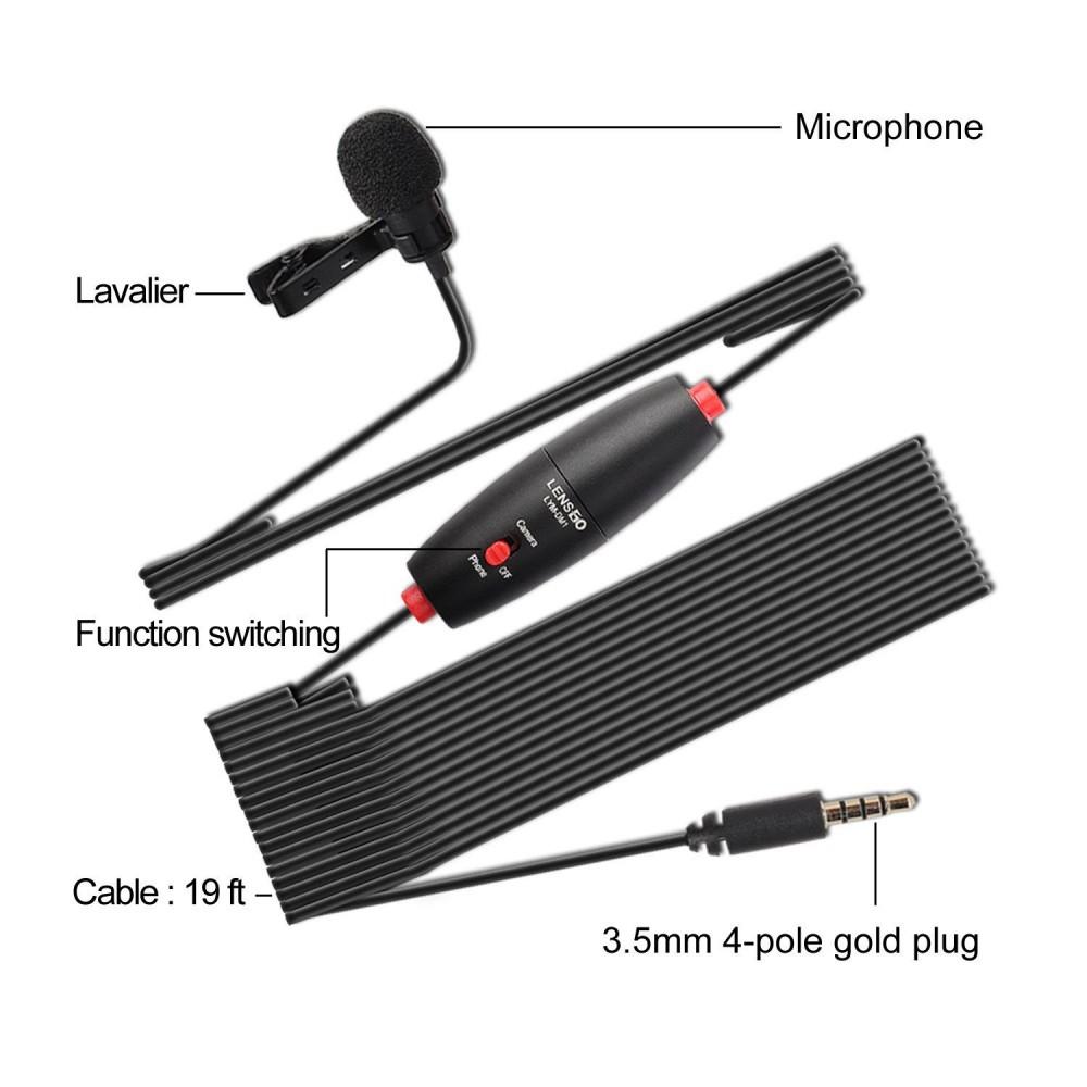 LensGo Microfono DM1