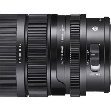 Sigma 35mm F/2 DG DN Sony E