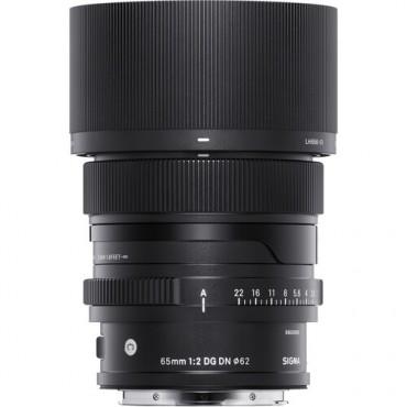 Sigma 65mm F/2 DG DN Sony E