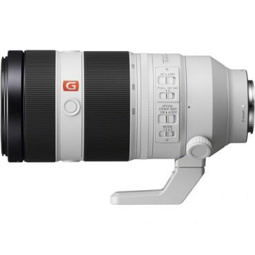 Lente Sony FE 100-400 mm f / 4.5-5.6 GM OSS