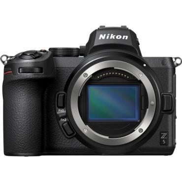 Camara Nikon  Z5 Mirroless Digital Solo Cuerpo