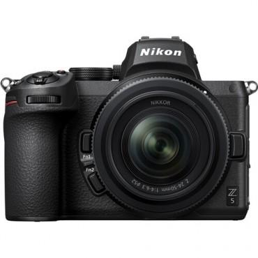 Camara Nikon  Z5 Mirroless Digital kit 24-50mm