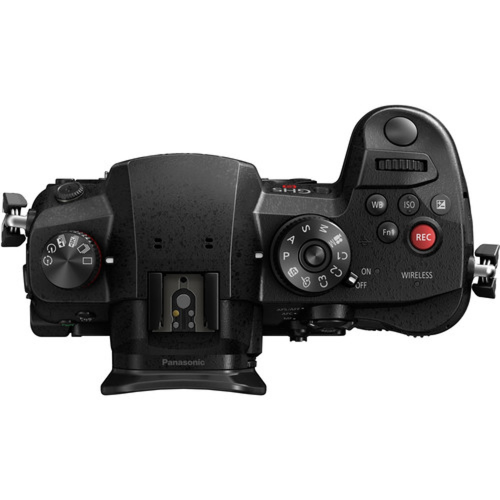Panasonic Camara Mirrorless LUMIX DC-GH5