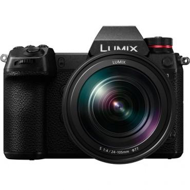 Panasonic Camara Mirrorless Full Frame LUMIX DC-S1M
