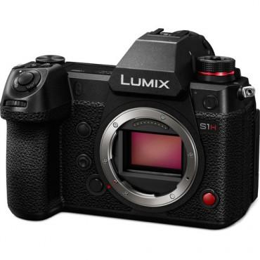 Panasonic Camara Mirrorless Full Frame LUMIX DC-S1H