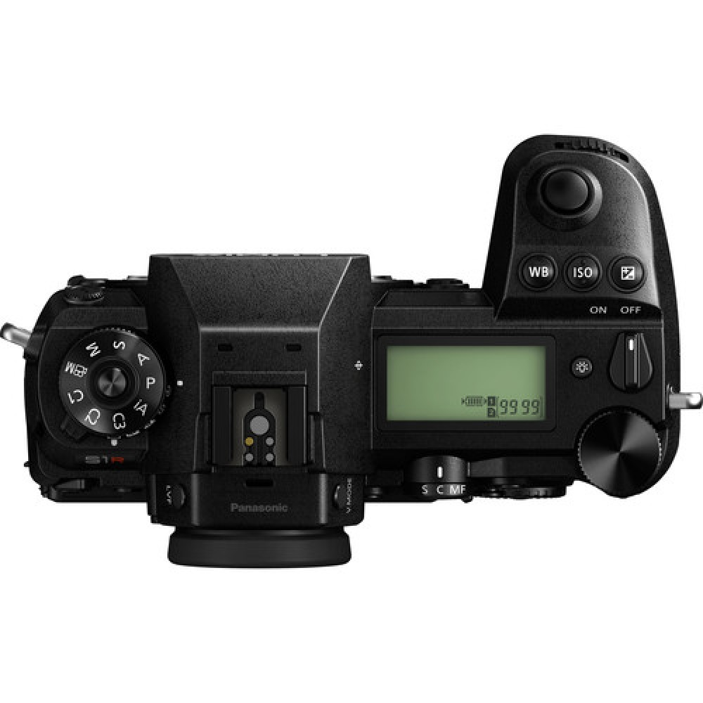 Panasonic Camara Mirrorless Full Frame LUMIX DC-S1RM