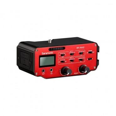 Saramonic SRT-PAX2 Mezclador de audio