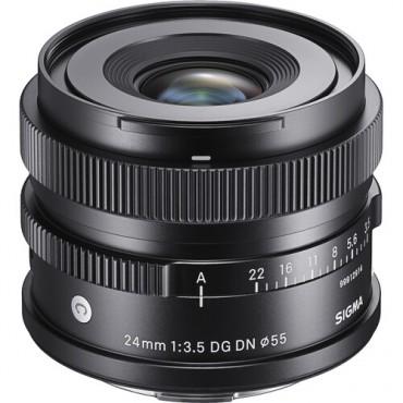 Sigma 24mm F/3.5 DG DN Sony E
