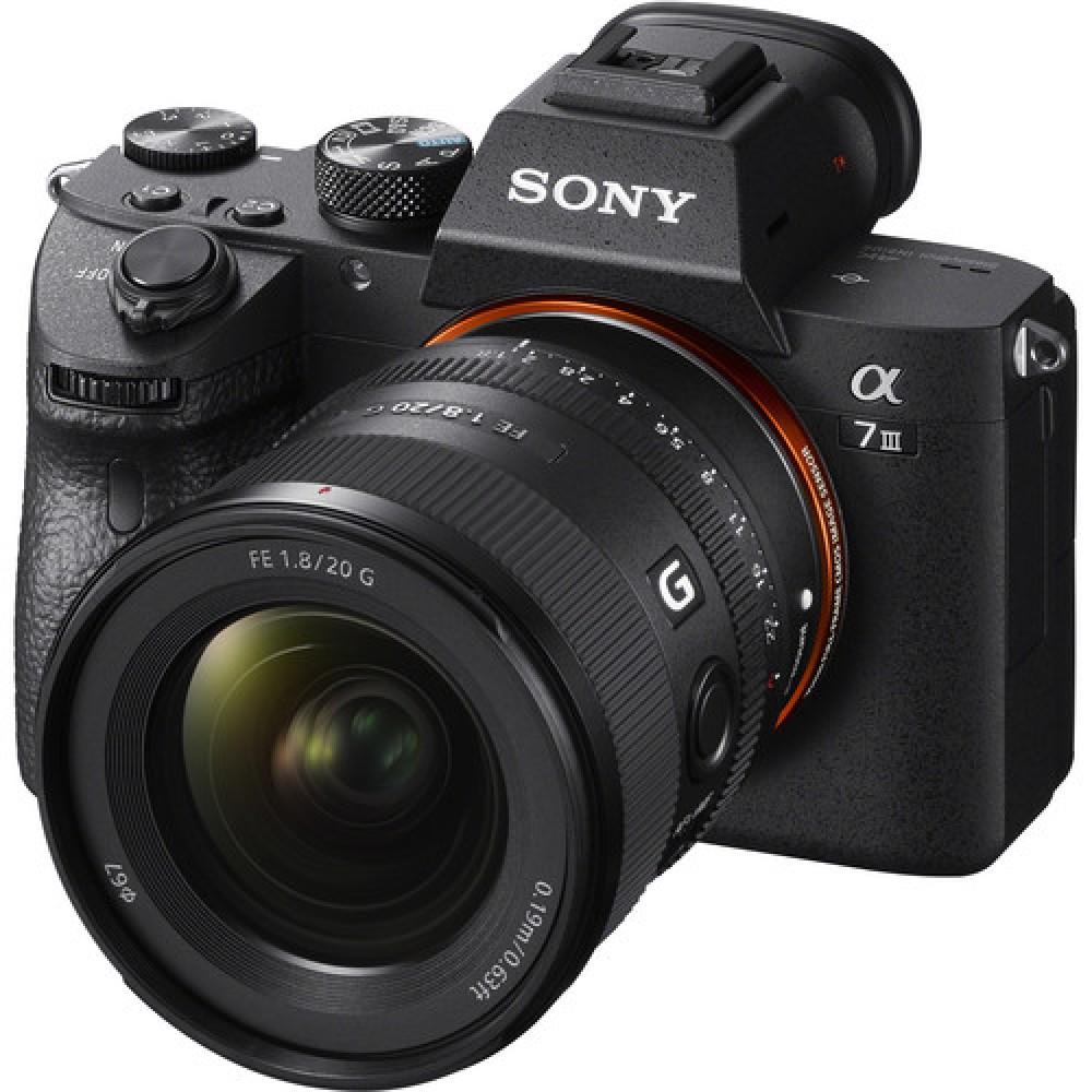 Sony Alpha FE 20mm F1.8 G