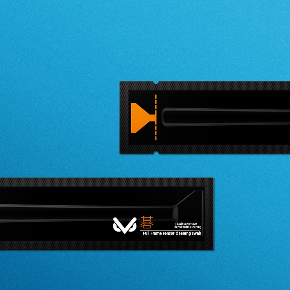 VSGO Kit de Limpieza sensor full frame VS-S03E