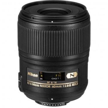 AF-S Nikkor Micro 60mm f/2.8G
