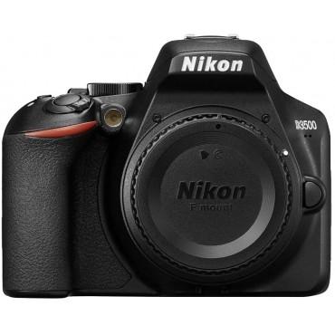 Camara Nikon  D3500 solo cuerpo