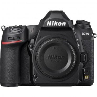 Camara Nikon  D780 solo cuerpo FX