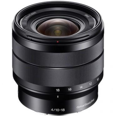 Sony Alpha E 10-18 MM F4 OSS