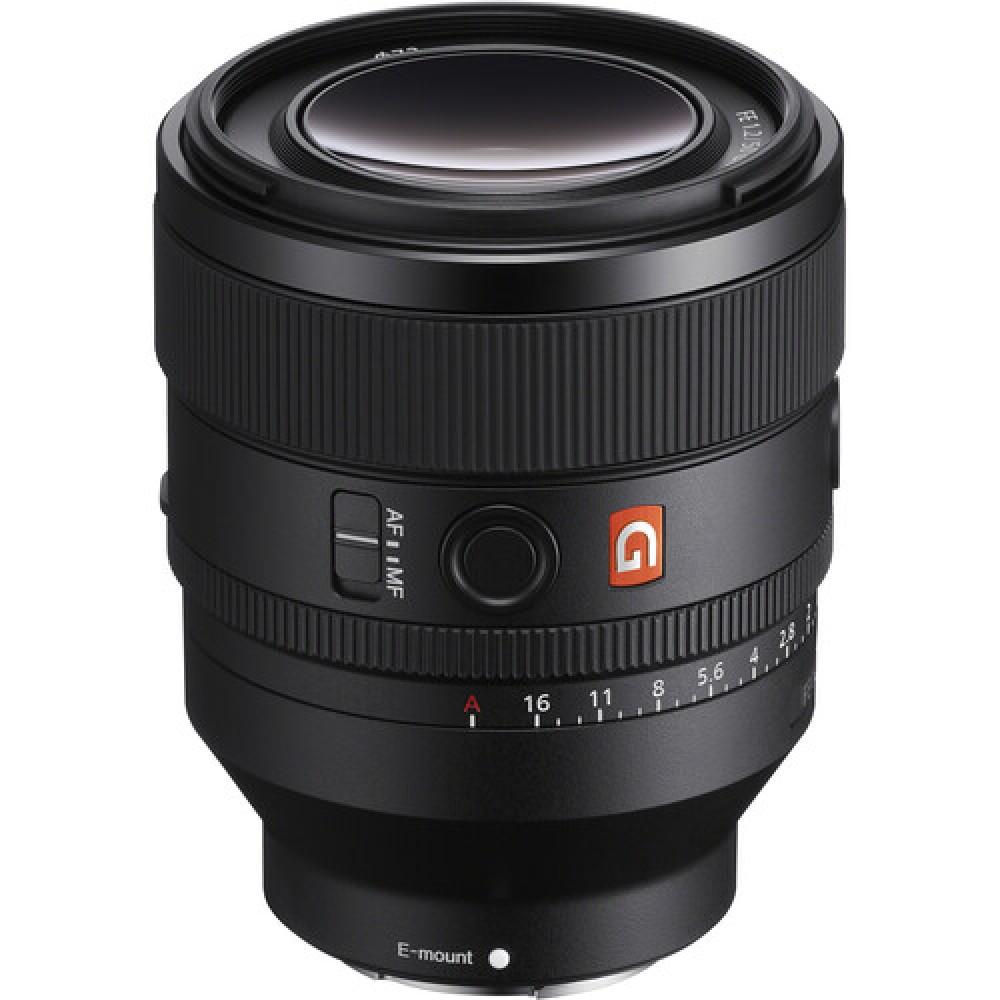 Lente Sony  FE 50 mm F1.2 GM