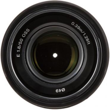 Sony Alpha E 50 mm F1,8 OSS