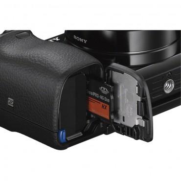 Sony Alpha A6000 Kit E PZ 16-50mm F3.5-5.6OSS