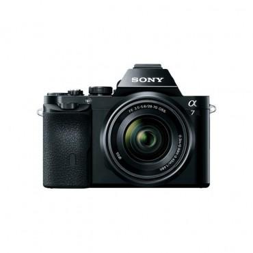Sony Alpha A7 28-70mm f/3.5-5.6 OSS