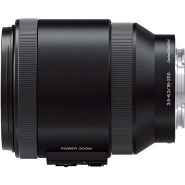 Lente Sony  E PZ 18-200 mm F3.5-6.3 OSS