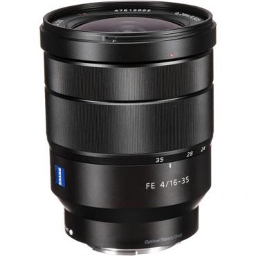 Lente Sony  Vario-Tessar® T* FE 16-35 m