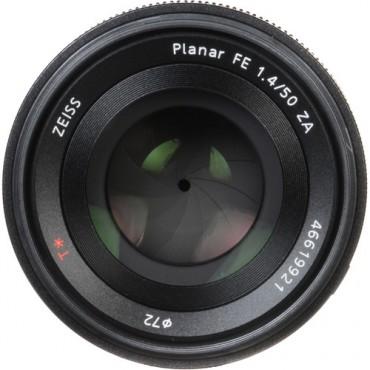 Lente Sony  Planar T* FE 50mm F1.4 ZA