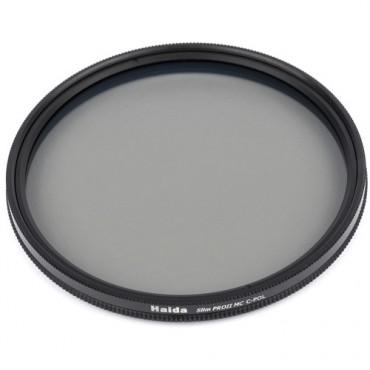 Filtro Polarizado Haida slim  55mm