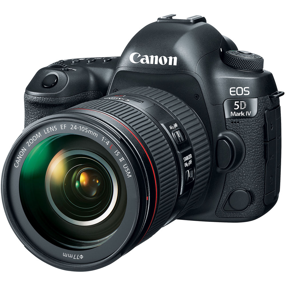Canon 5D Mark IV Kit 24-105mm II F/4