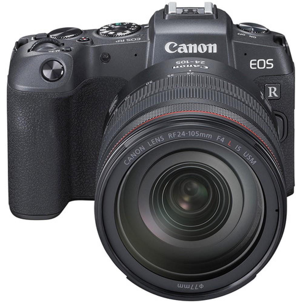 Camara Canon EOS  RP Mirrorless kit RF 24-105mm F4L IS USM
