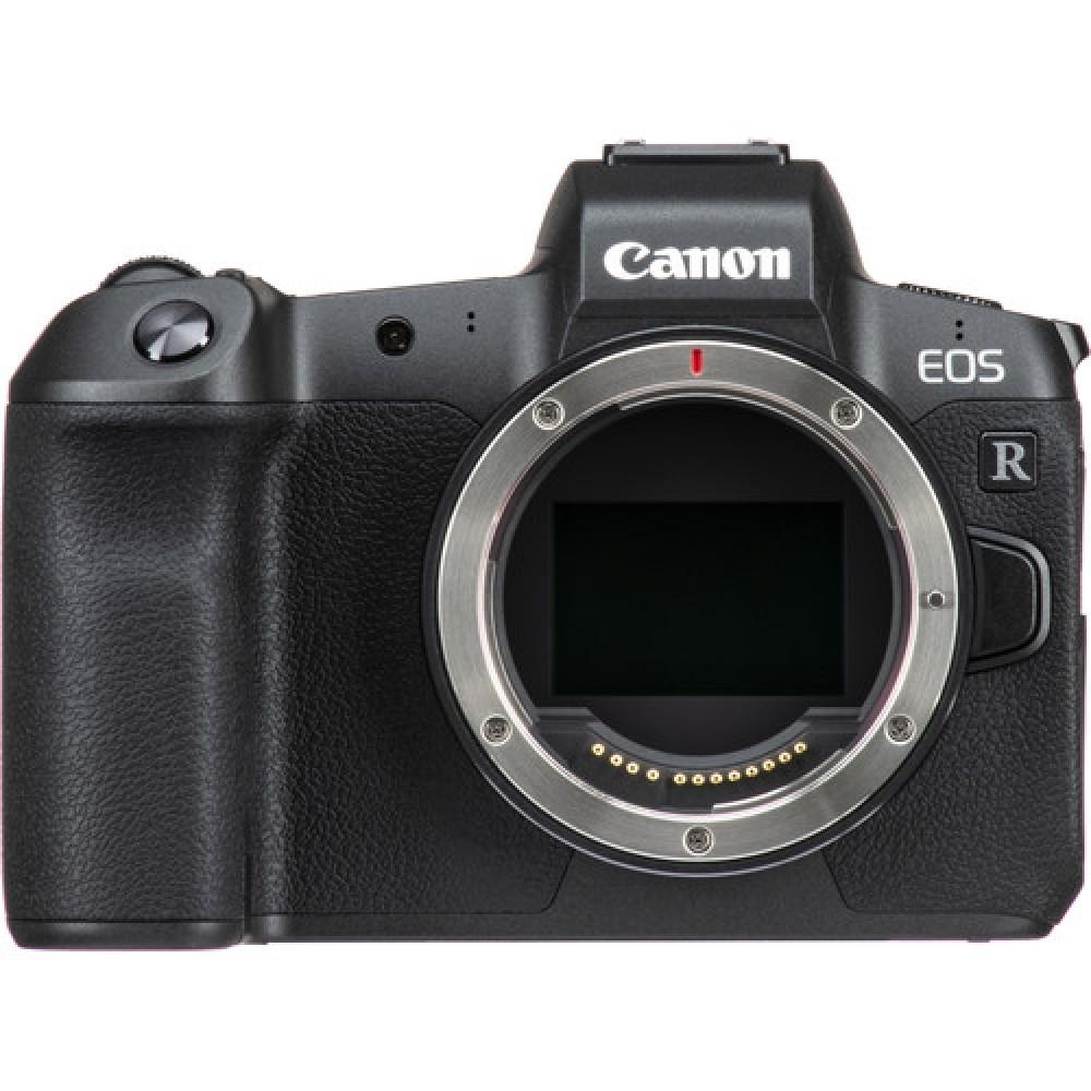 Camara Canon EOS  R cuerpo + adaptador