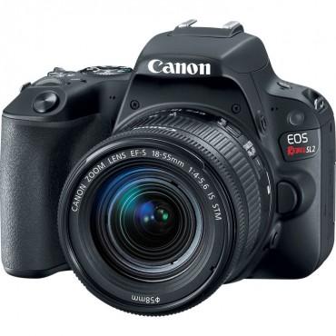 Camara Canon SL2 Kit 18-55mm IS STM