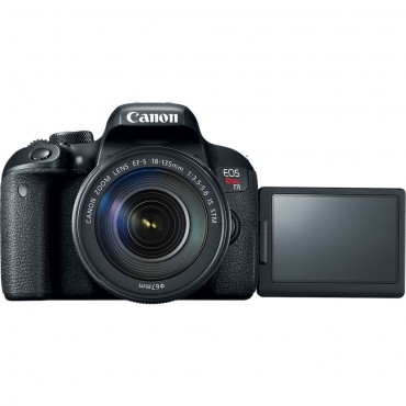 Camara Canon EOS  T7i Kit 18-135mm