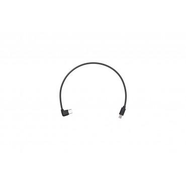 DJI  Cable Control Usb RONIN-SC Part 1