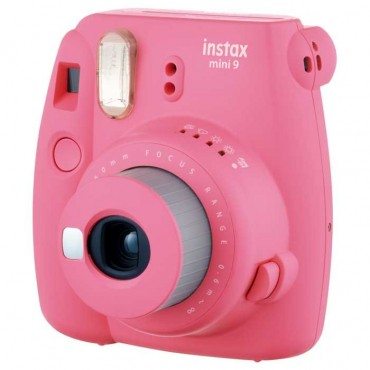 Camara Instax Mini 9  Flamingo Pink