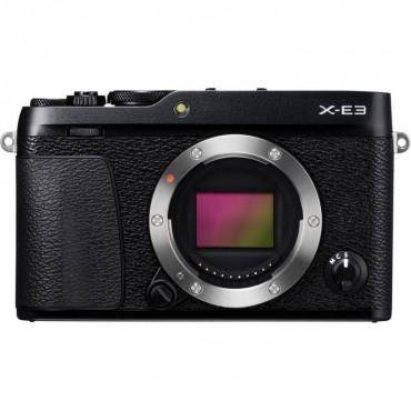 Fujifilm X-E3 Cuerpo Black