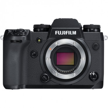 Fujifilm X-H1 Cuerpo