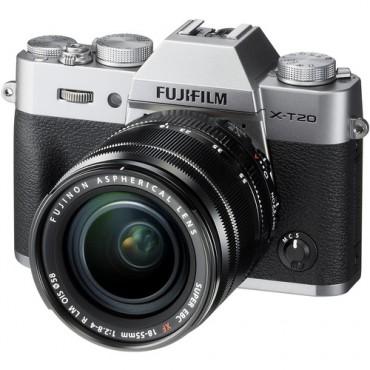 Fujifilm X-T20  Kit XF18-55mm F/2.8-4 LM OIS Ploma