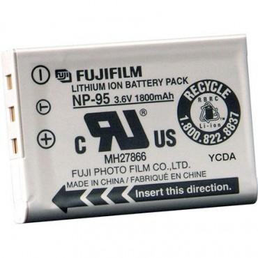 Fujifilm Bateria FUJI NP-95 LITHIO 3.6 V FUJ1I / 02581-1