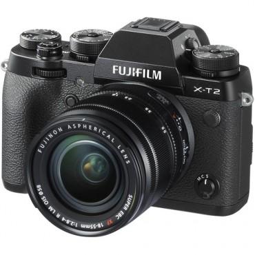 Fujifilm X-T2 Kit XF18-55mm F/2.8-4 LM OIS