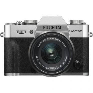 Fujifilm X-T30 Kit XC 15-45mm Silver