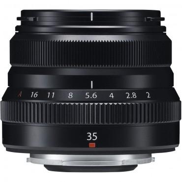 Fujifilm XF  35mm F2 R WR Black